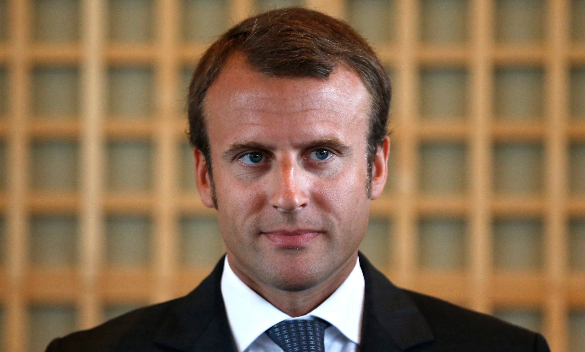 Copying Hillary Clinton, now France's Emmanuel Macron claims to be ...