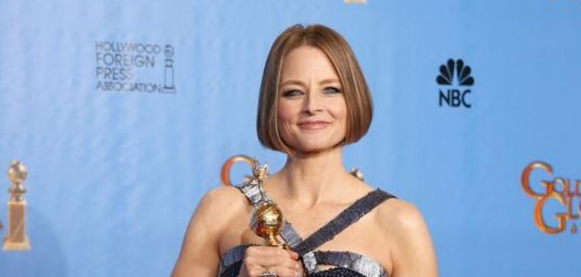 Jodie Foster leads anti-Trump protest ahead of Oscars. Her ...