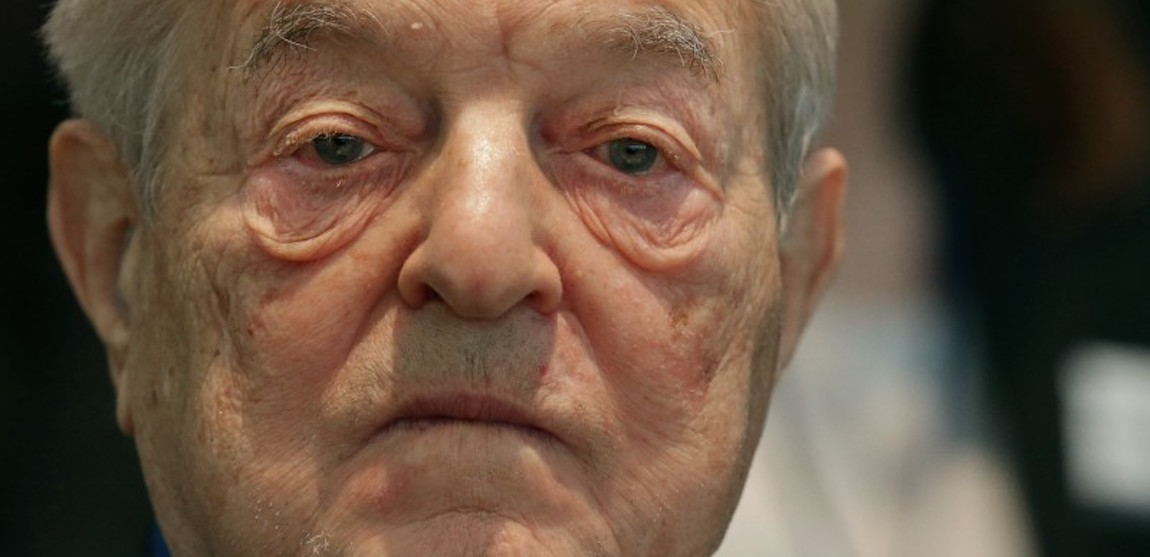 9,000 people want President Trump to kick George Soros out ...