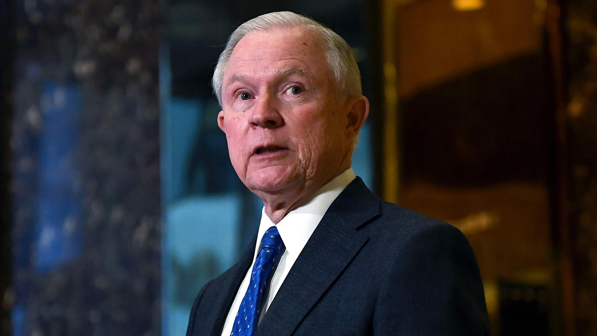 Jeff Sessions and Russia - is it now illegal to talk to ...