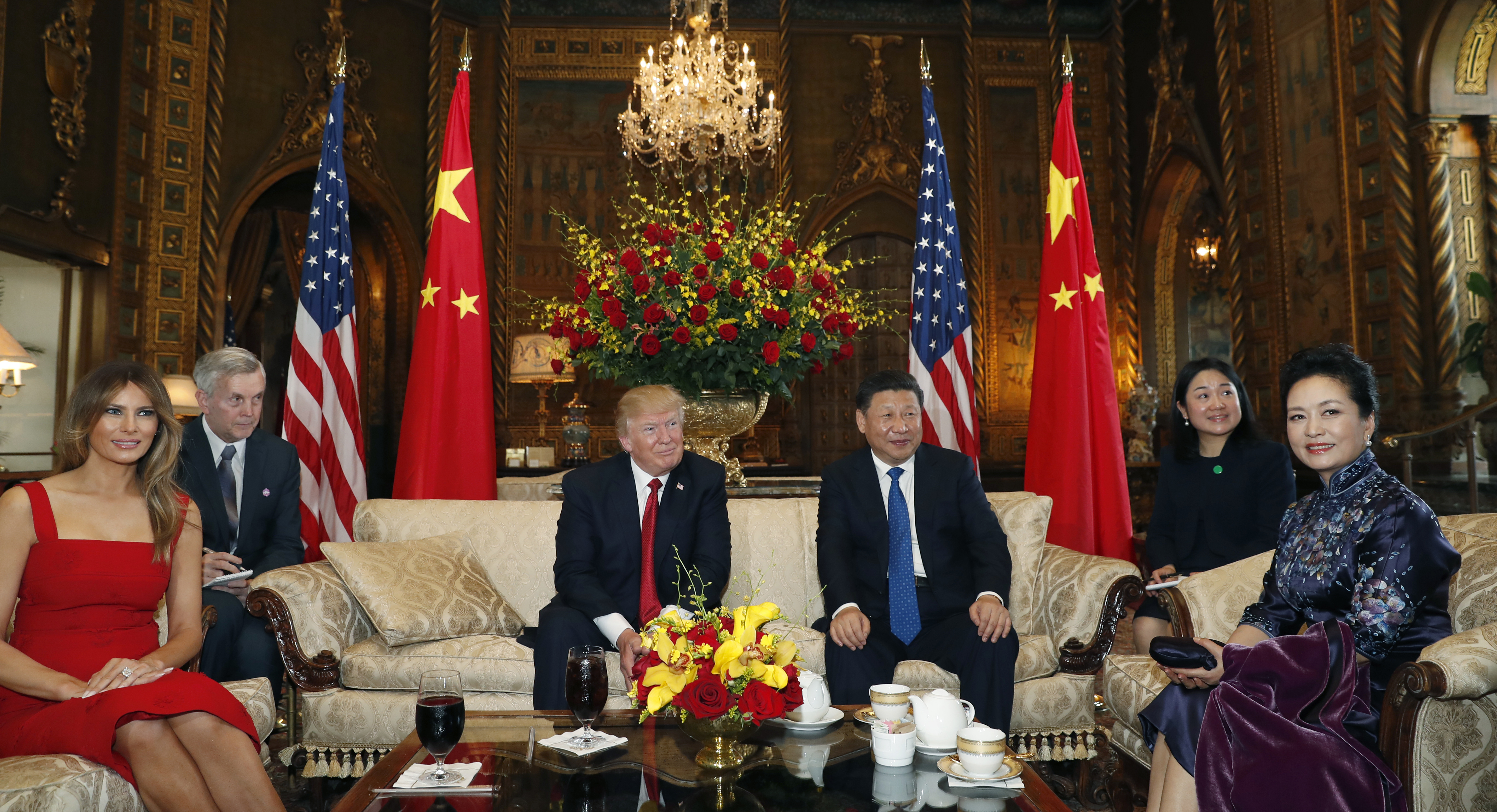 As China S Leader Comes To Russia Us Acts To End Trump Xi