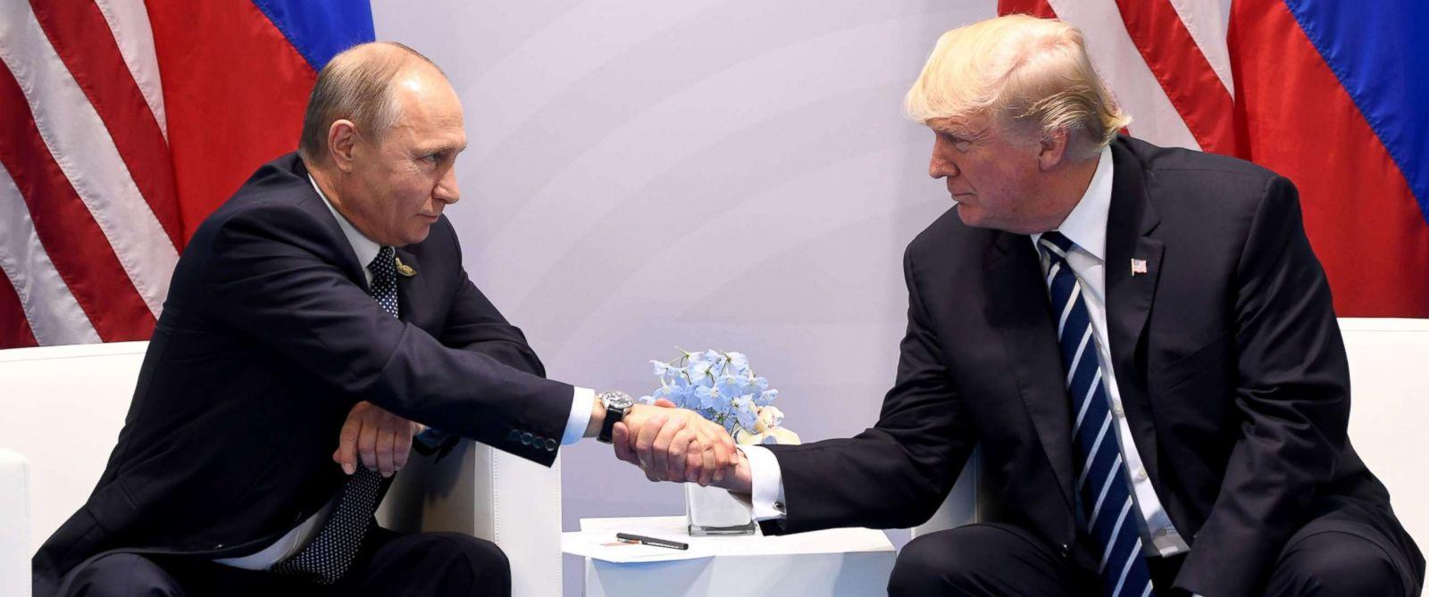 BREAKING: Putin and Trump make public statement