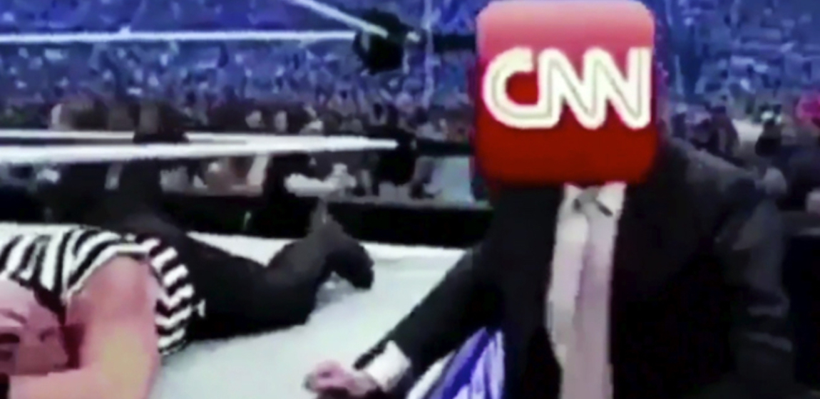 CNN sees its TV viewers in June collapse after having its ...