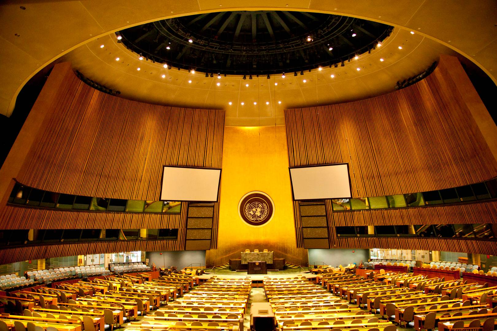Here's what to expect at this week's UN General Assembly ...