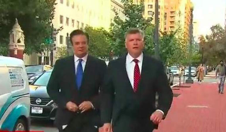 Fired Up >> POTUS Trump fires back at Mueller witch hunt charges against Paul Manafort