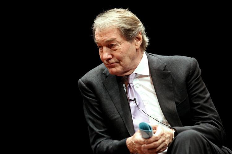 an observation and analysis of the charlie rose talk show Charlie rose: cbs sacks talk show host over harassment claims.