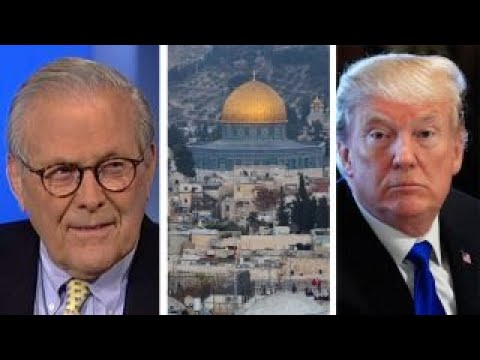 Iraq WMD architect reflects on Trump's Jerusalem decision (Video)