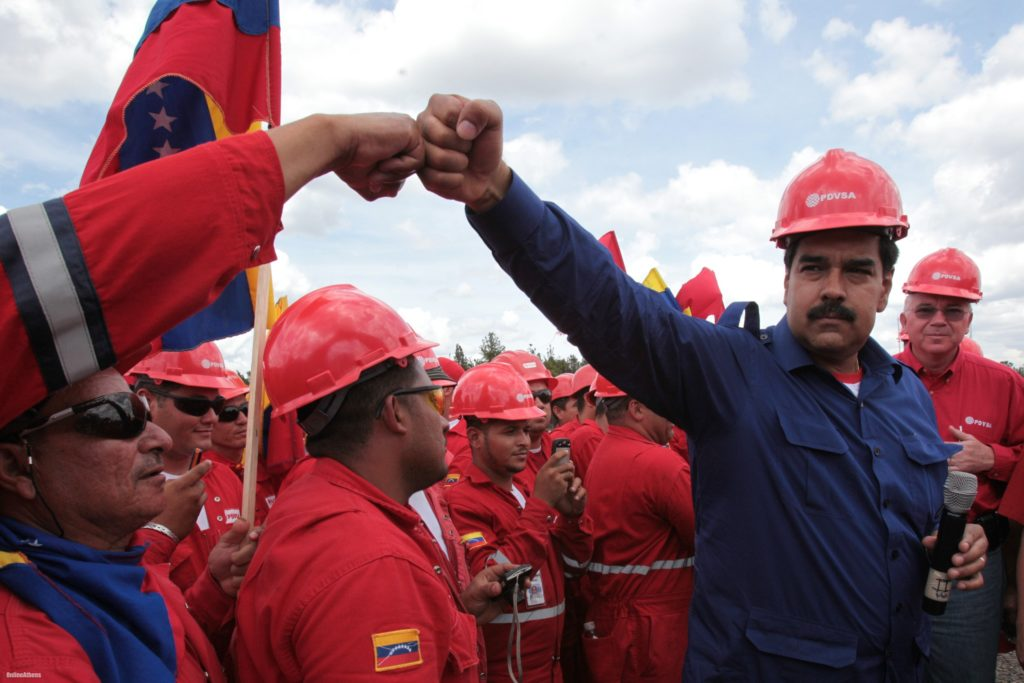 Venezuela oil cryptocurrency shouchen