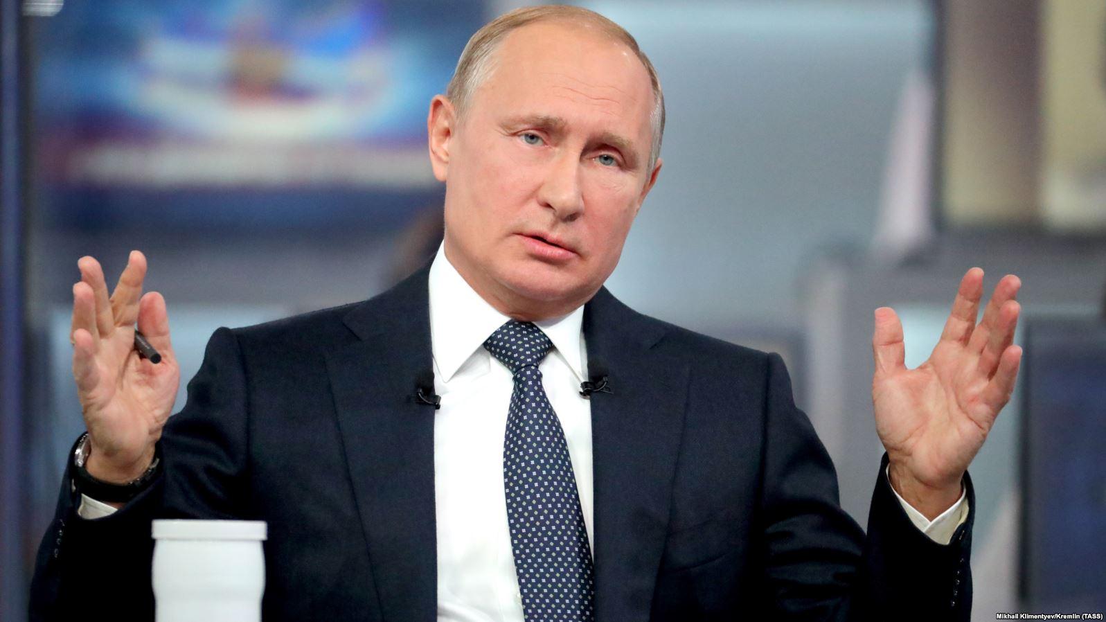 Breaking down Vladimir Putin's marathon Q & A (Video)